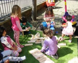 Nursery Out Door Facilities