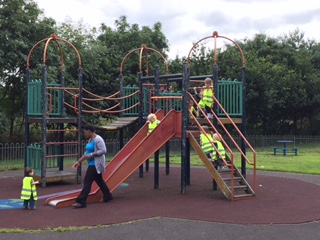 Safe, secure, healthy, fun and stimulating environment.